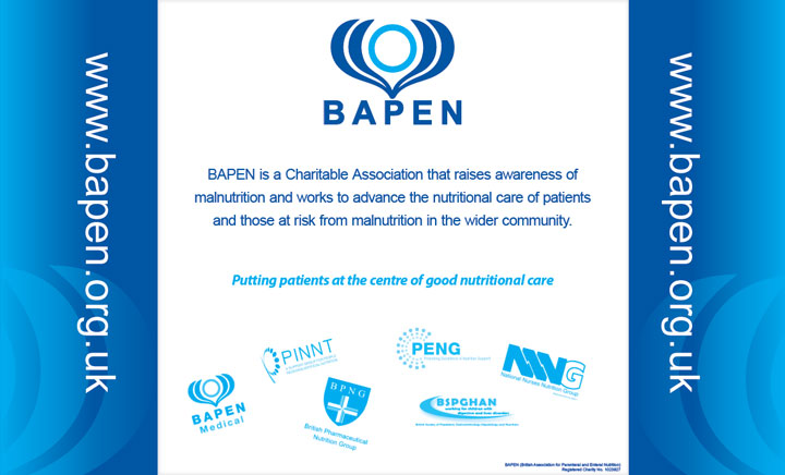 BAPEN Stand image